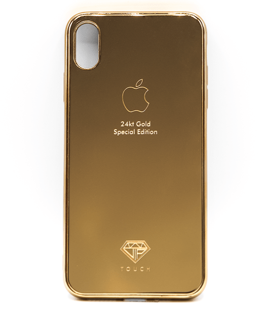 new styles 5de11 7104a IPhone XS Max Special Edition 24K Gold Case